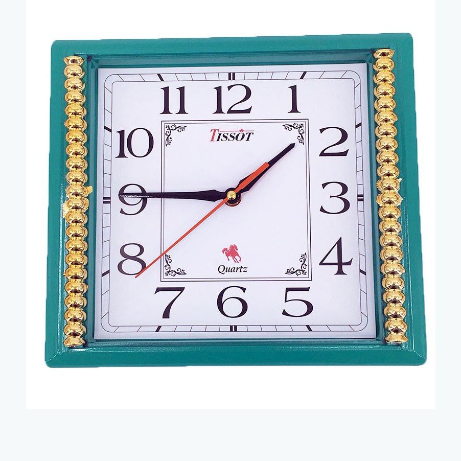 Đồng hồ treo tường hình vuông S05