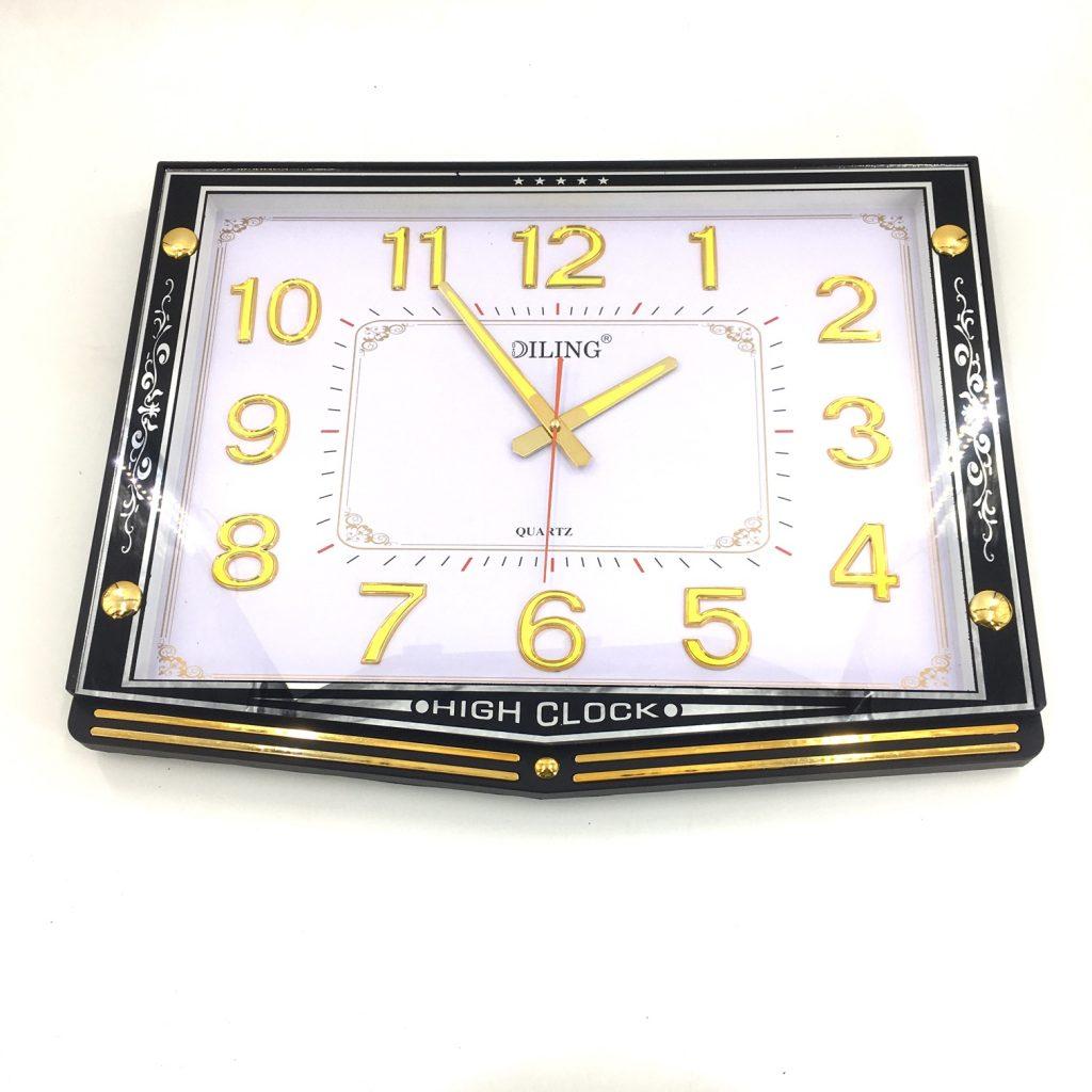 Đồng hồ treo tường hình vuông F55