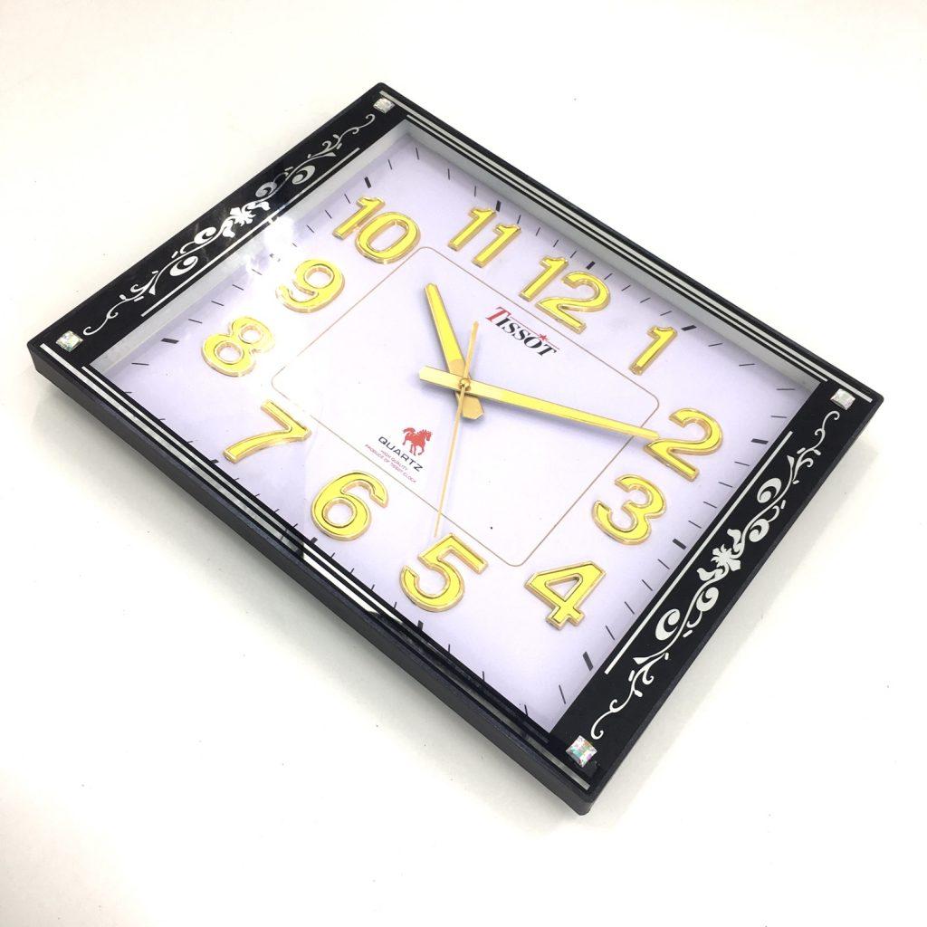 Đồng hồ treo tường hình vuông S45