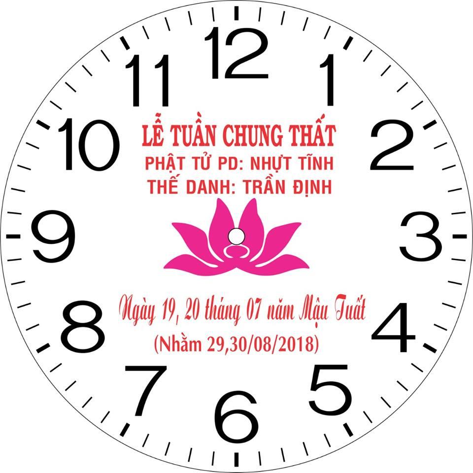 Xưởng sản xuất đồng hồ treo tường uy tín giá rẻ nhất TPHCM 2020