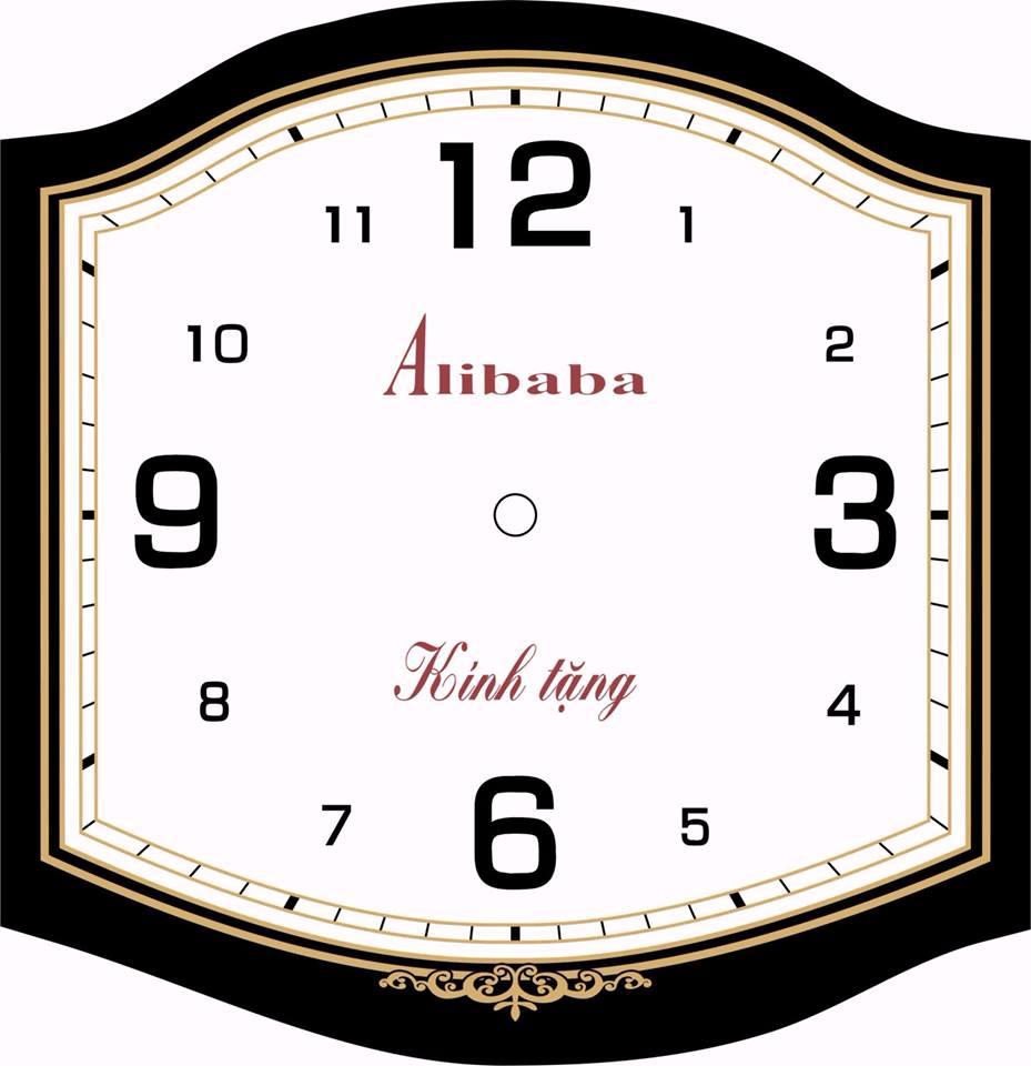đồng hồ treo tường giá sỉ tại tphcm