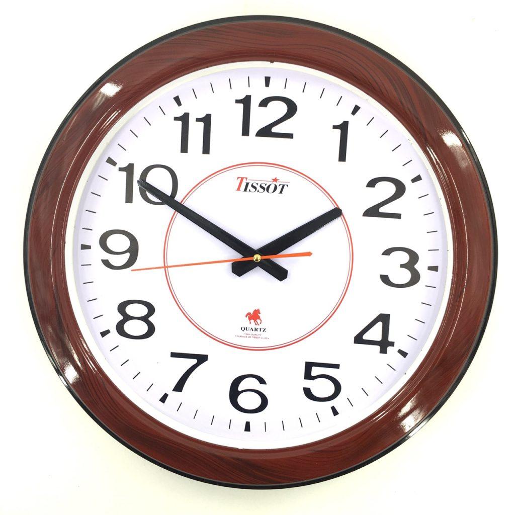 Đồng hồ treo tường hình tròn S54