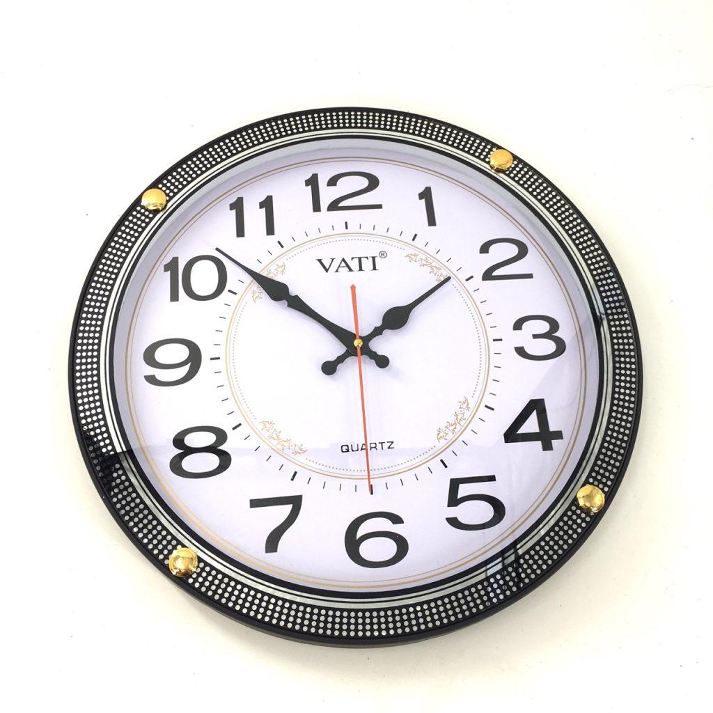 Đồng hồ treo tường hình tròn F38