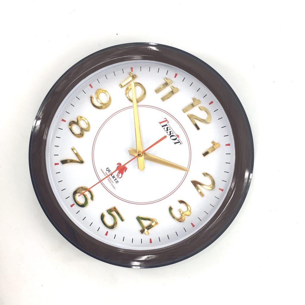 Đồng hồ treo tường hình tròn S36