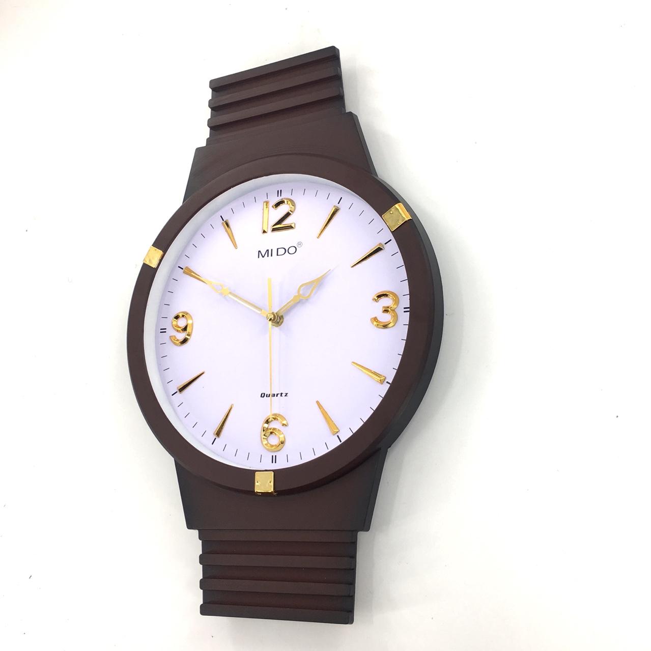 Đồng hồ treo tường hình tròn F67