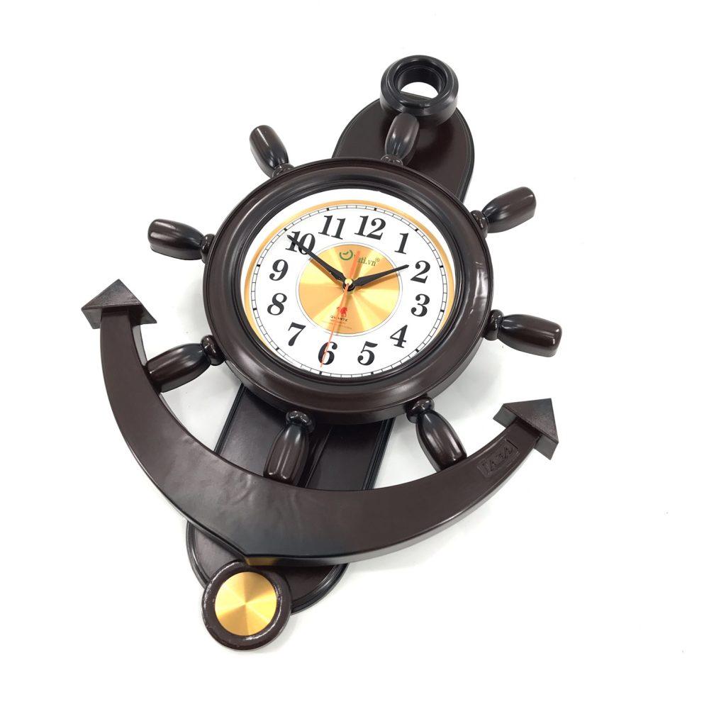 Đồng hồ treo tường mỏ neo F07