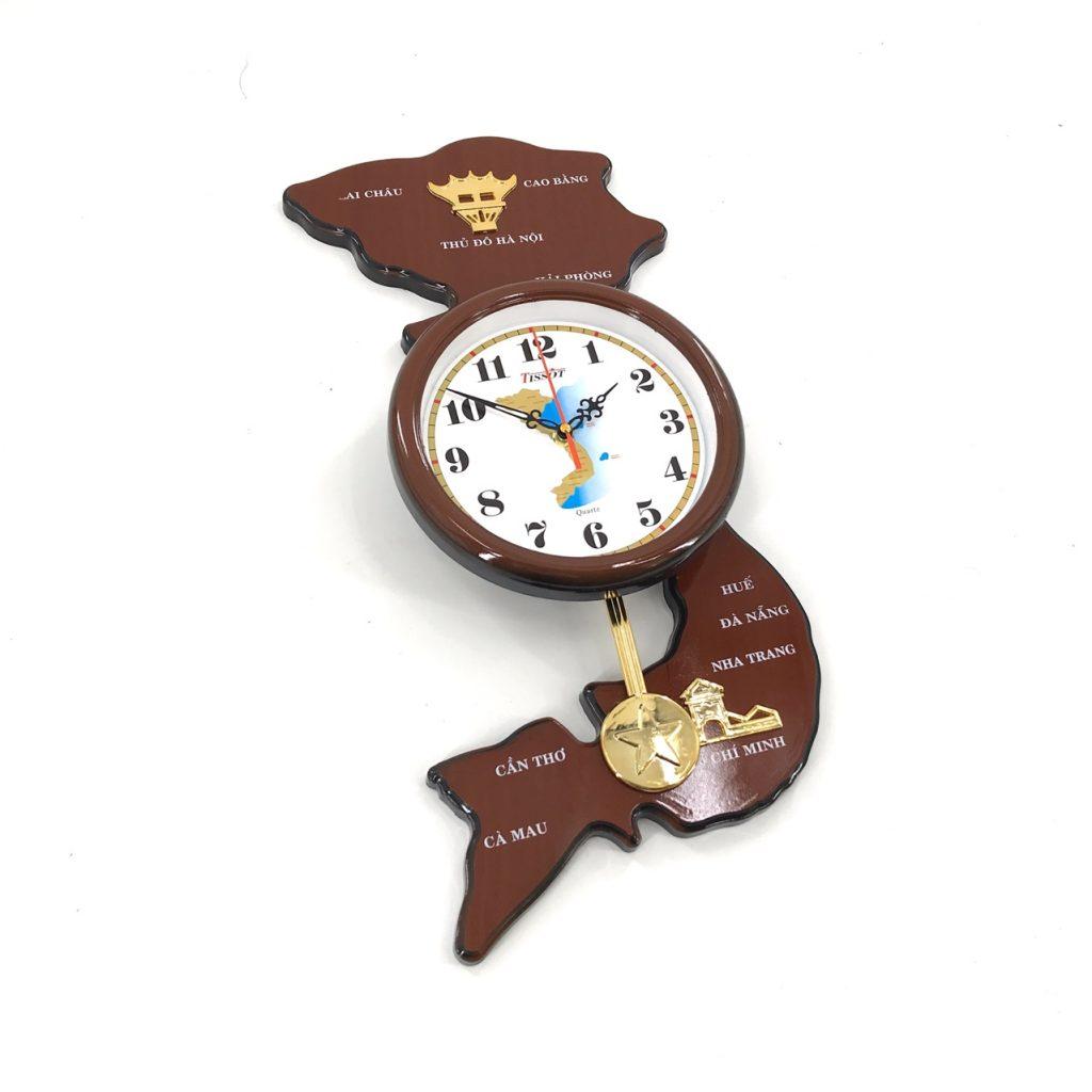 Đồng hồ treo tường quả lắc S82