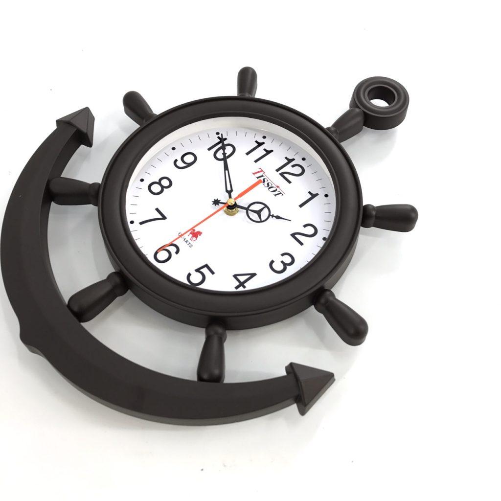 Đồng hồ treo tường mỏ neo S104