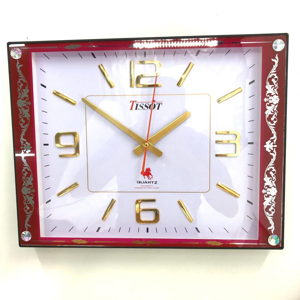 Đồng hồ treo tường hình vuông S73