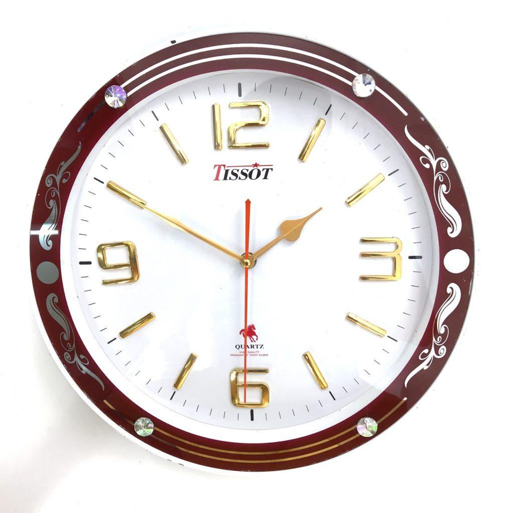 Đồng hồ treo tường hình tròn S69