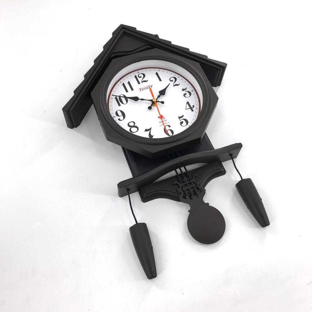 Đồng hồ treo tường ngôi nhà S106