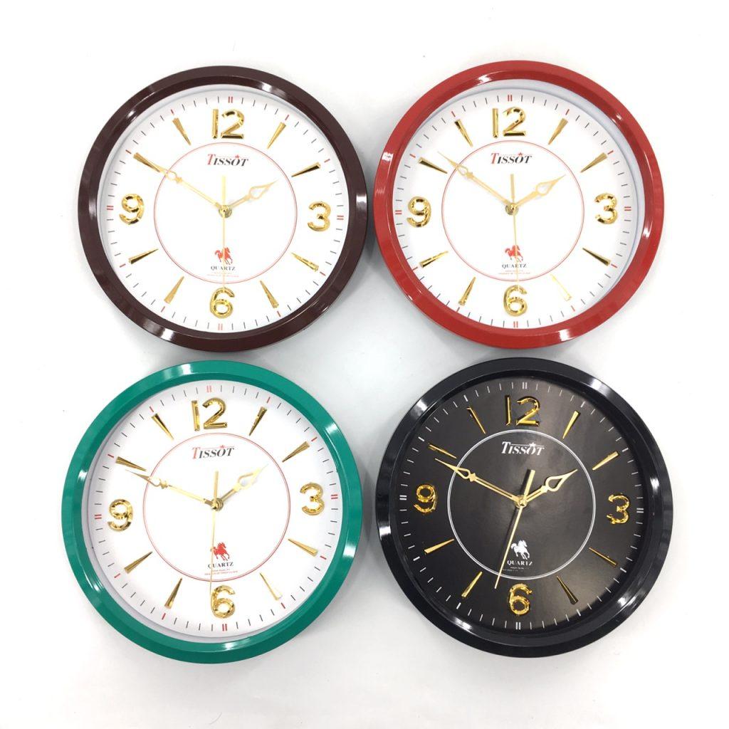 Đồng hồ treo tường hình tròn S08