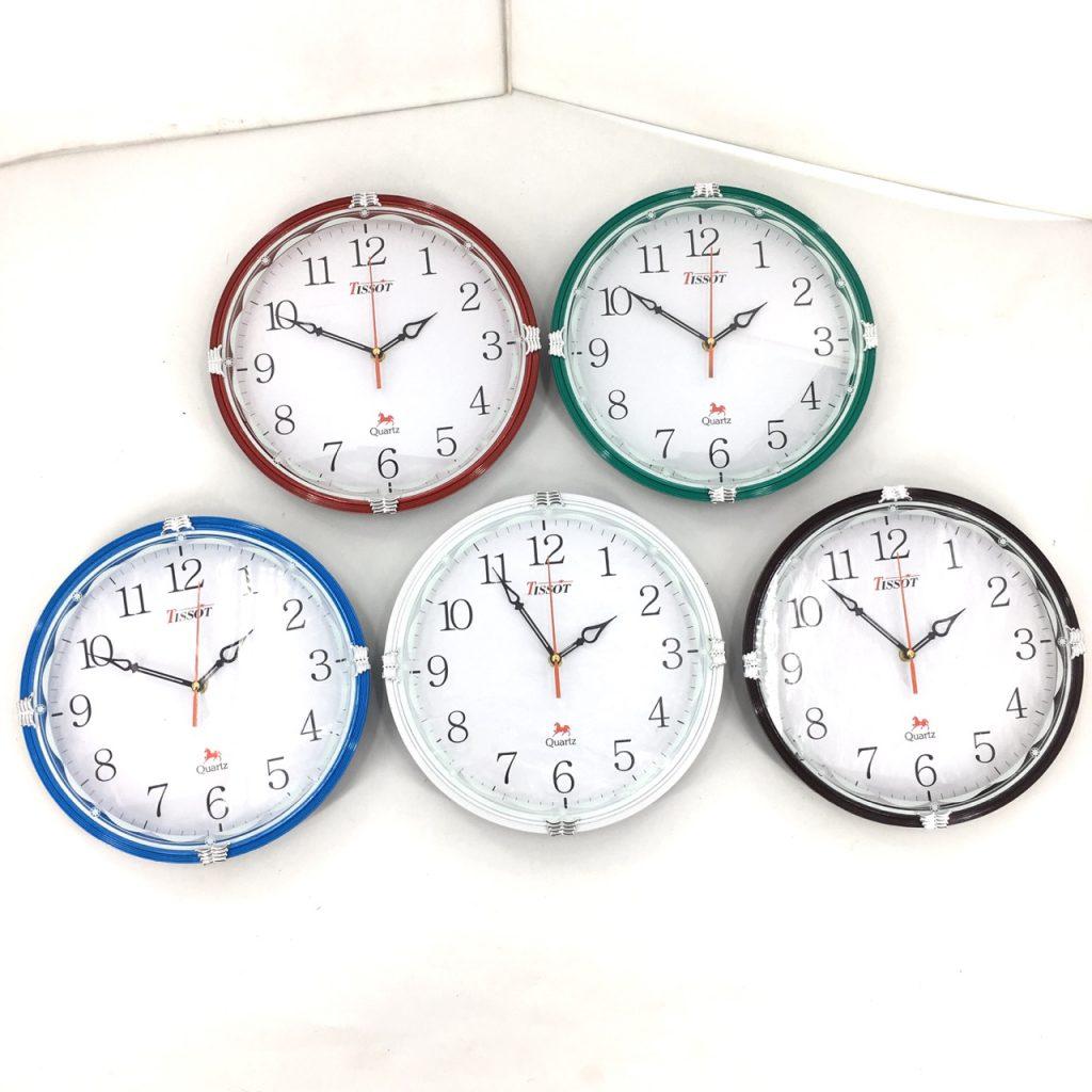 Đồng hồ treo tường hình tròn S65