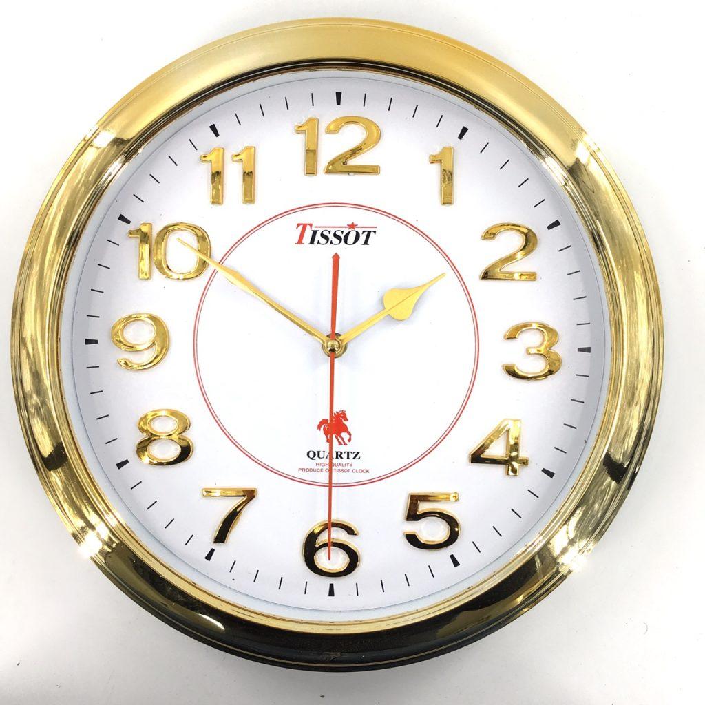 Đồng hồ treo tường hình tròn S62