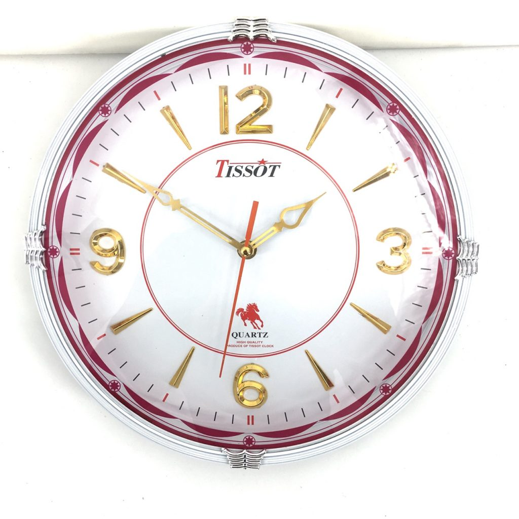 Đồng hồ treo tường hình tròn S68