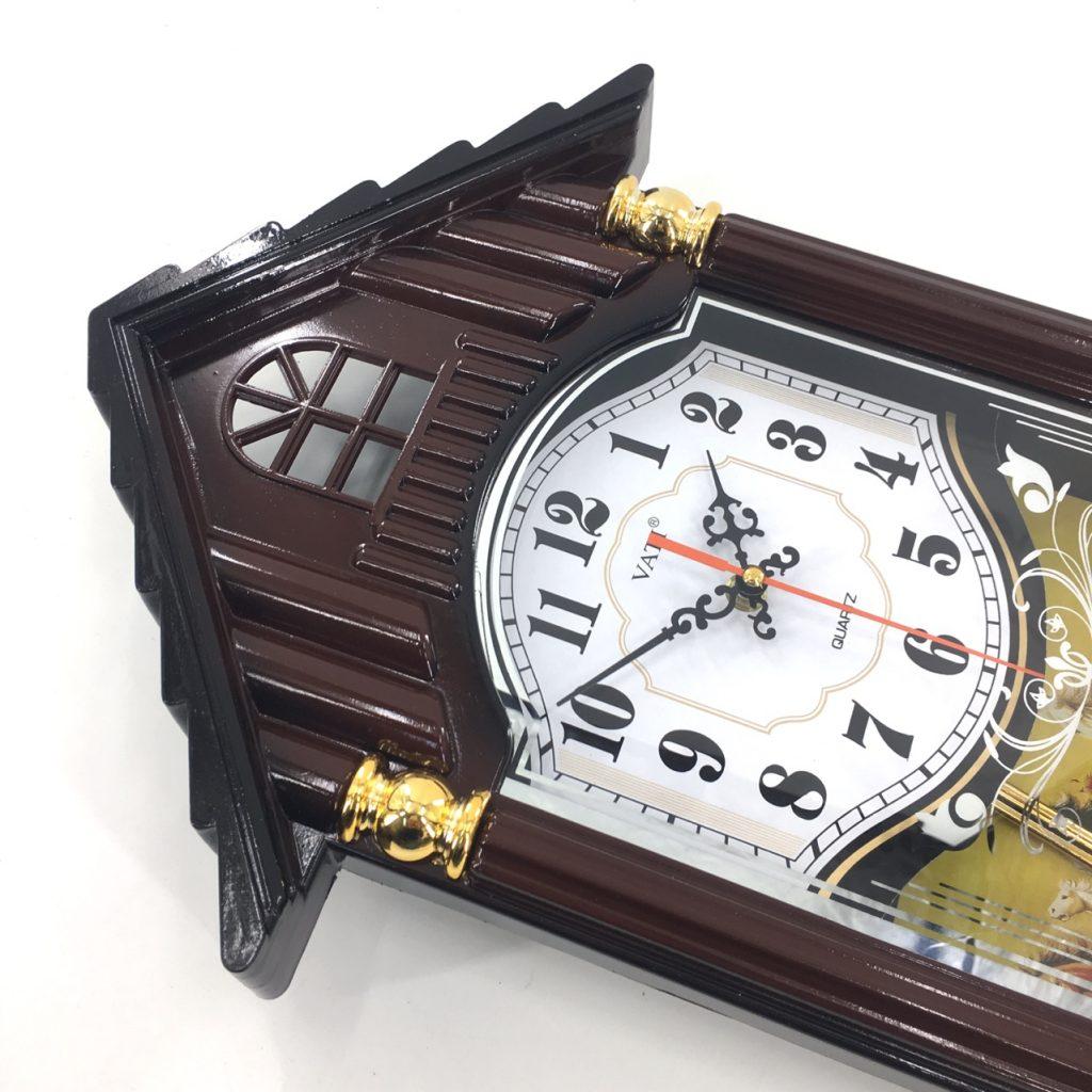 Đồng hồ treo tưởng quả lắc F20