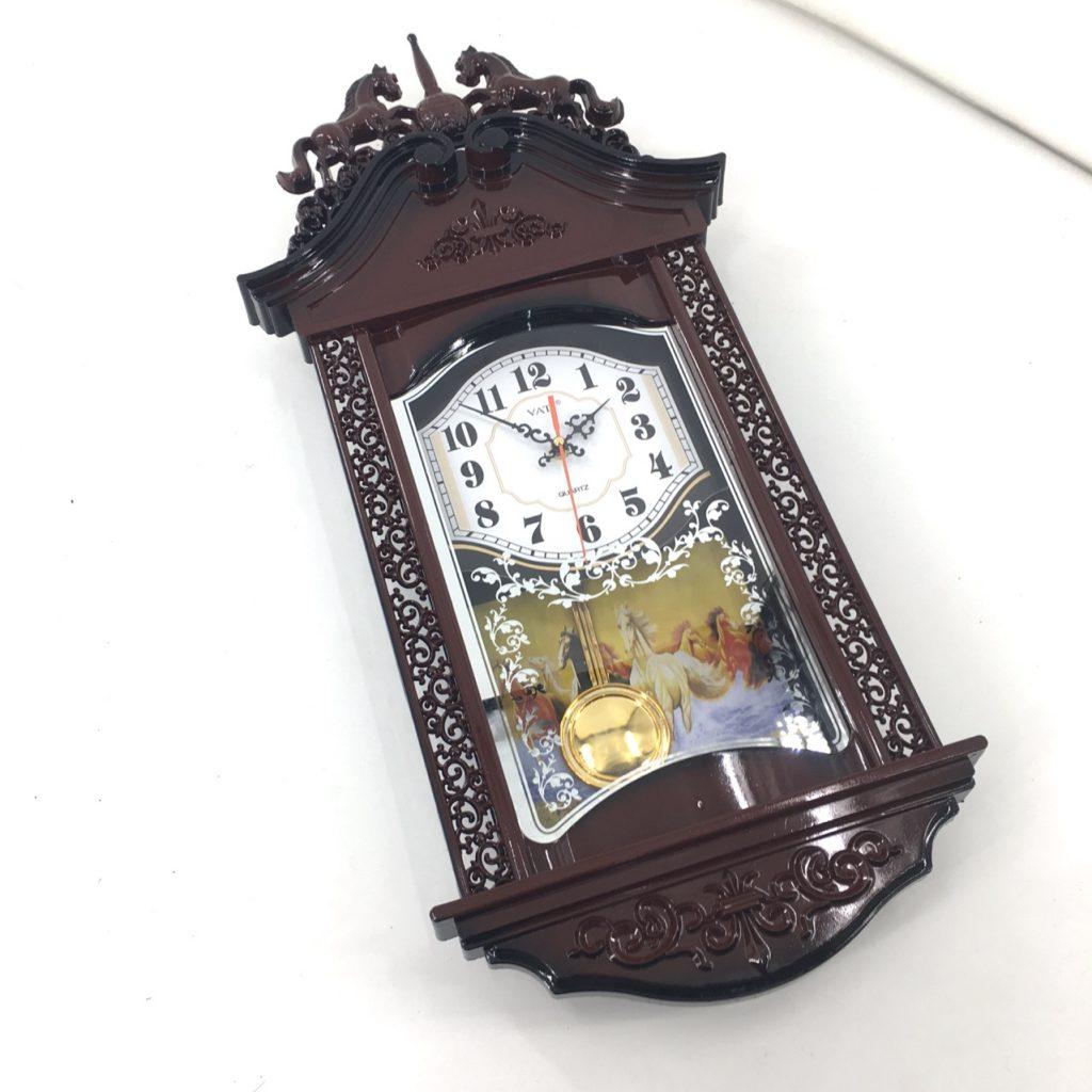 đồng hồ treo tường quả lắc