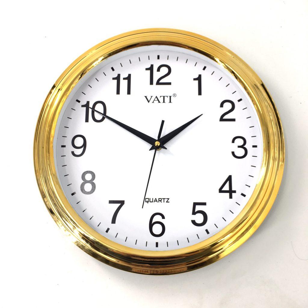 Đồng hồ treo tường hình tròn F52