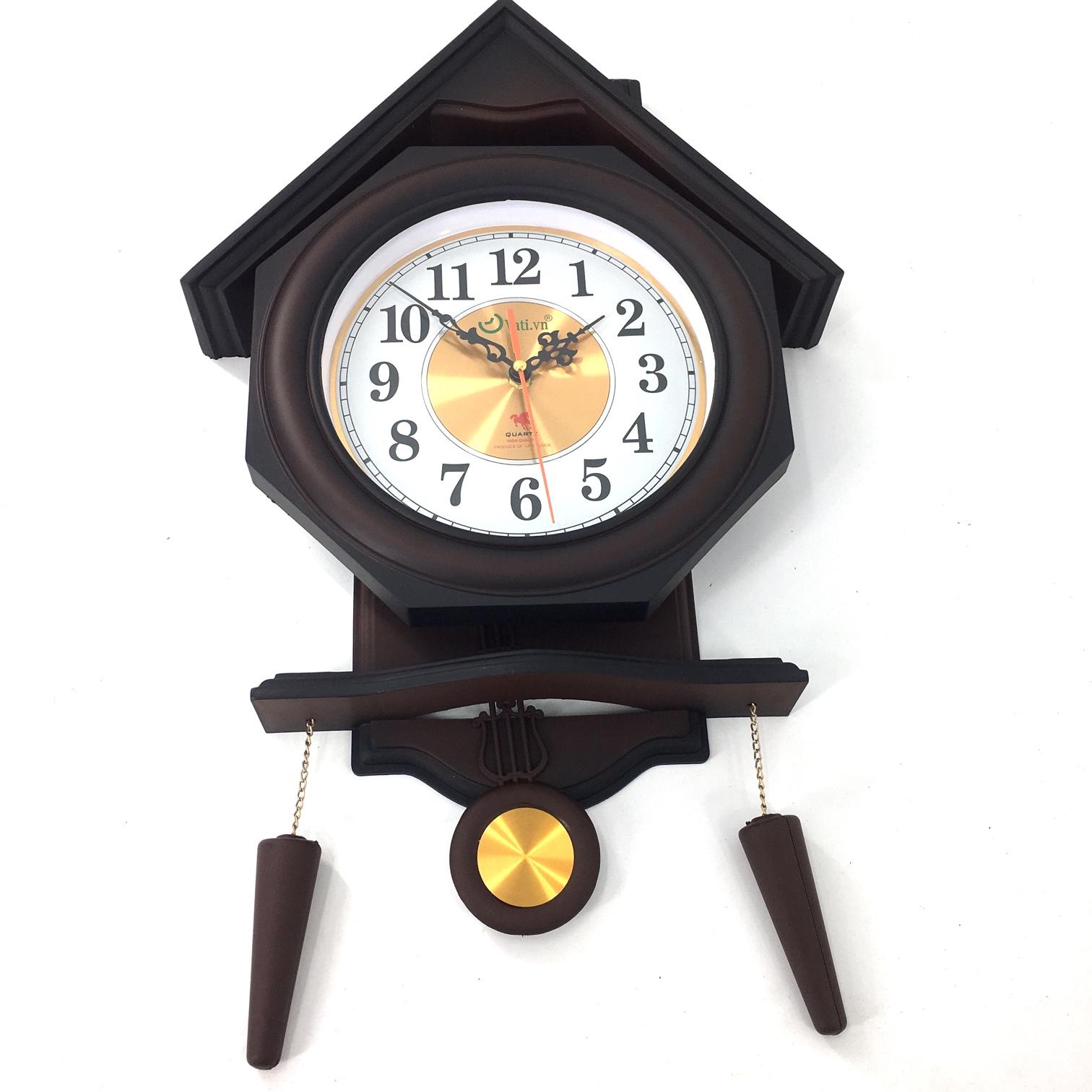 Đồng hồ treo tường F012