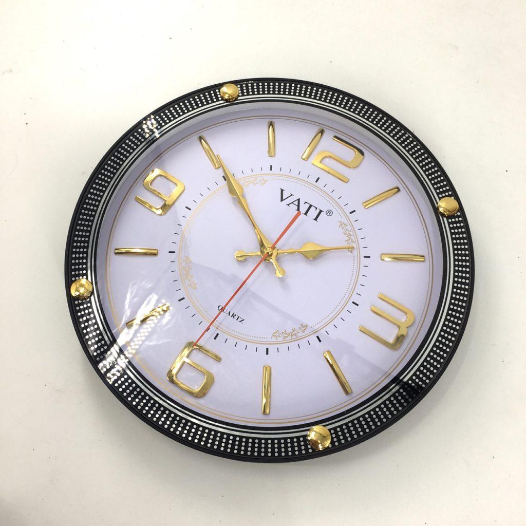 Đồng hồ treo tường hình tròn F37