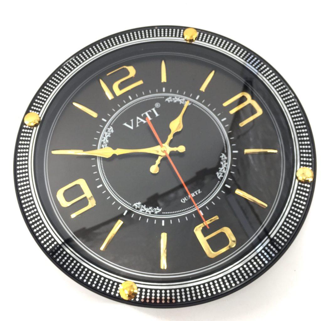 Đồng hồ treo tường hình tròn F40