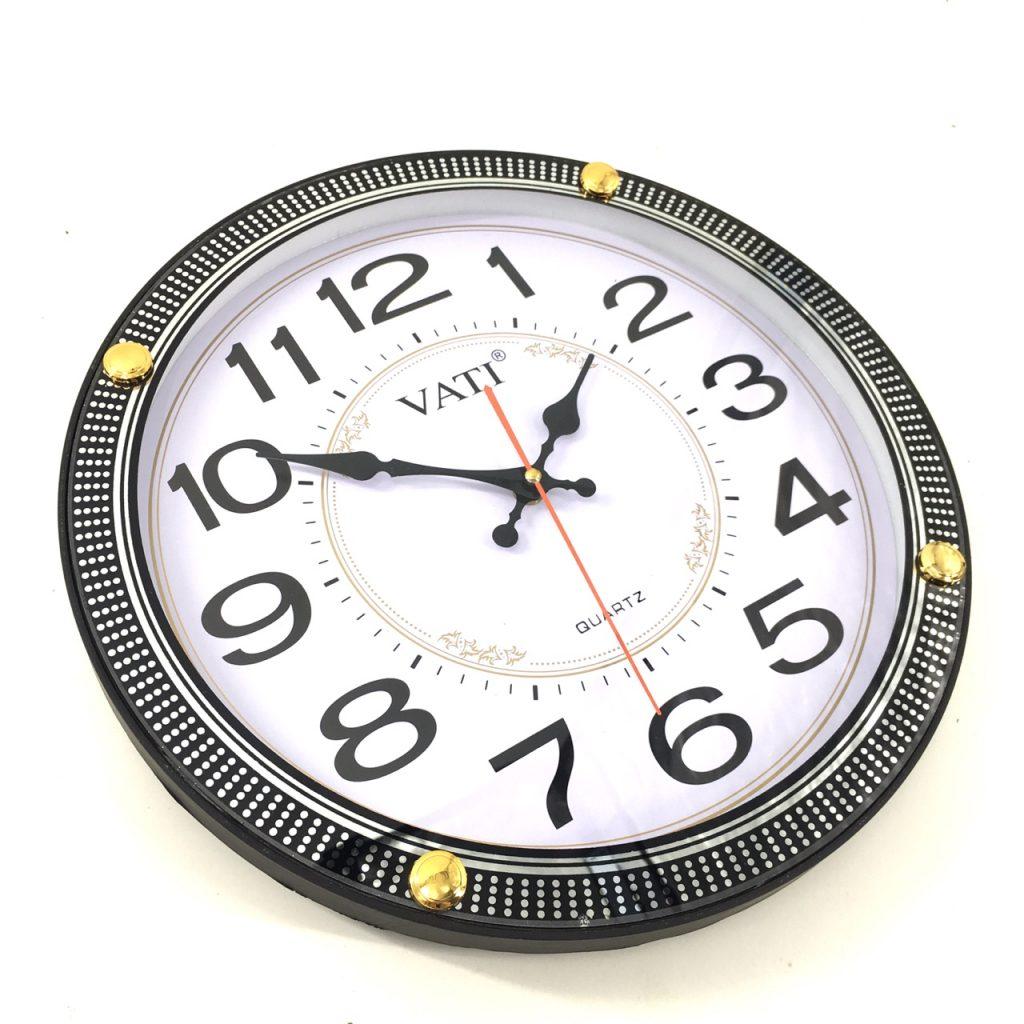 Đồng hồ treo tường hình tròn F39