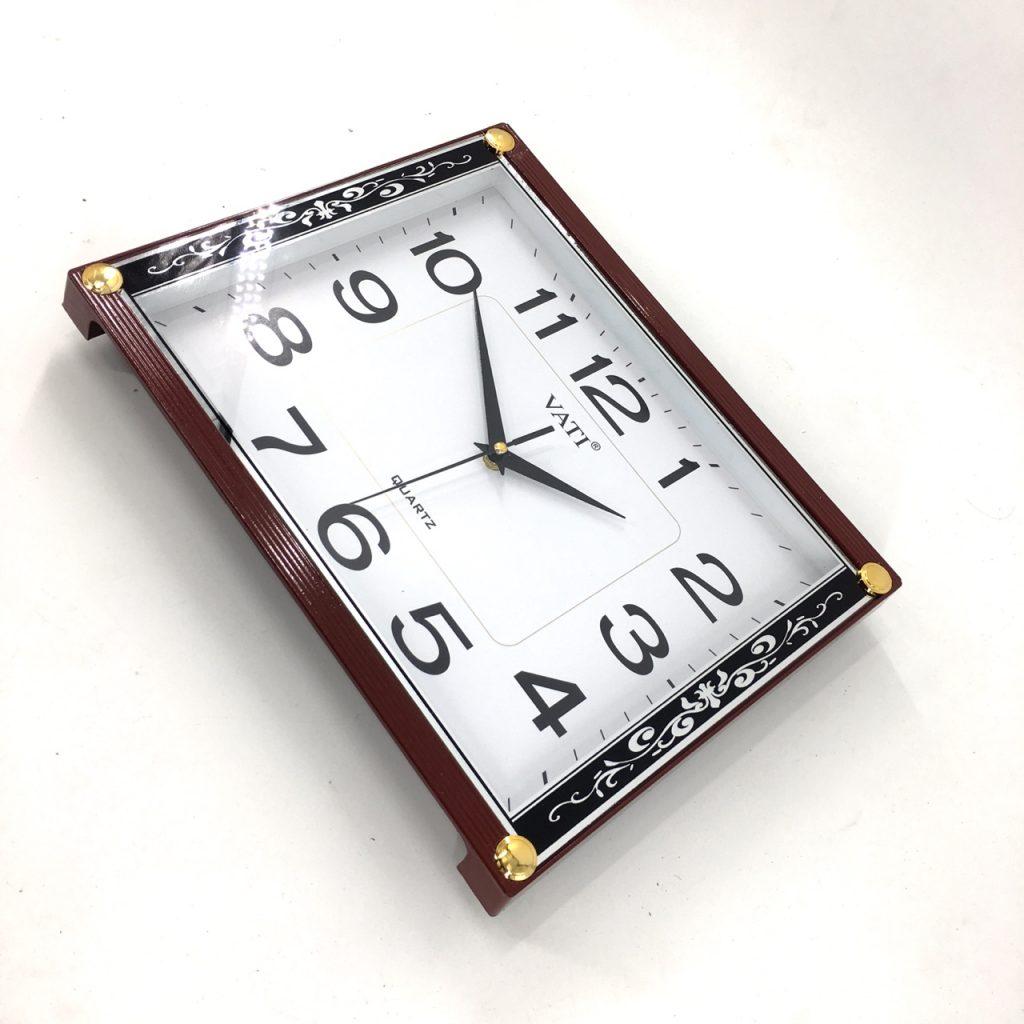 Đồng hồ treo tường hình vuông F59