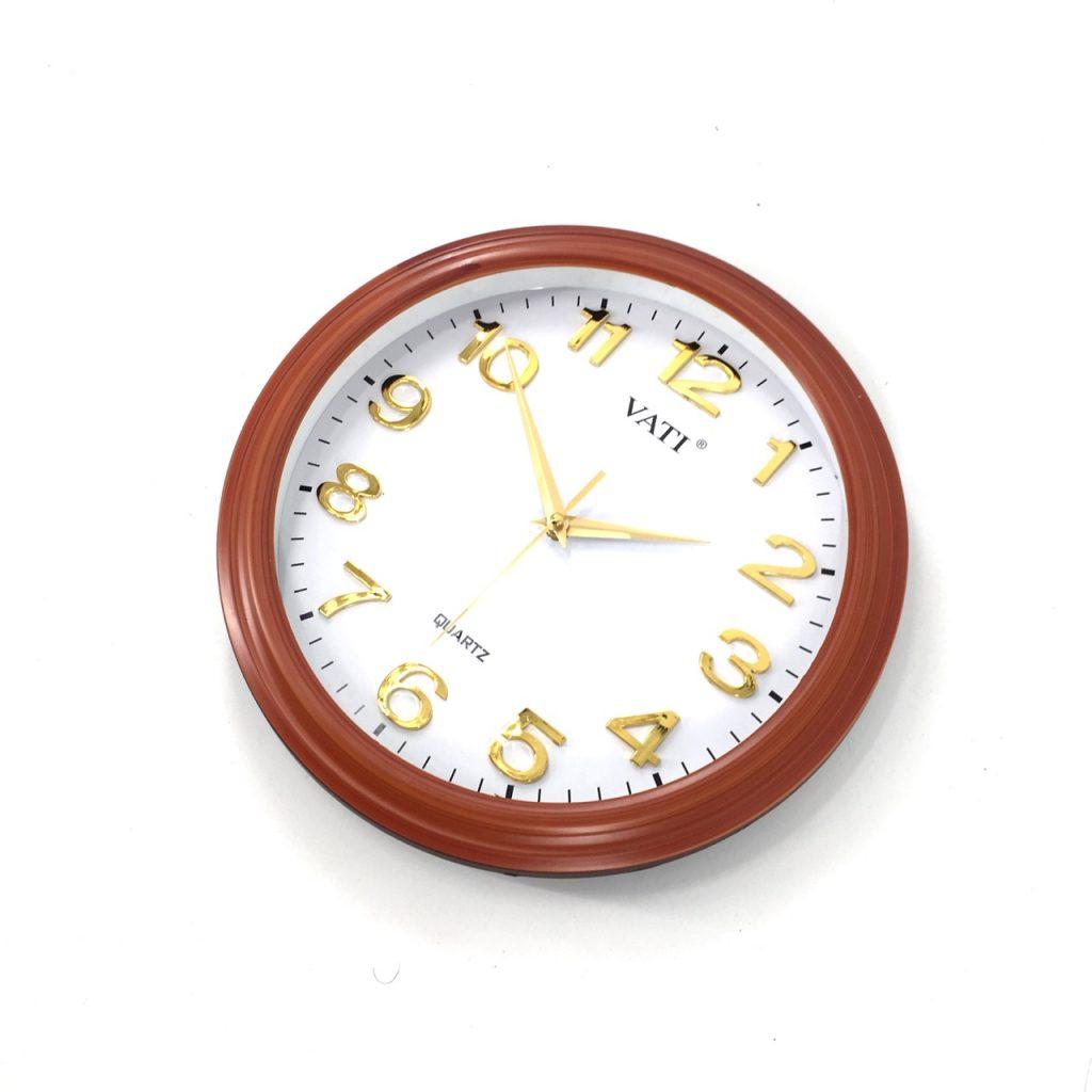 Đồng hồ treo tường hình tròn F47