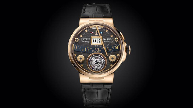 5 chiếc đồng hồ đeo tay đặc biệt nhất thế giới