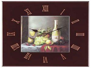 đồng hồ treo tường cho bếp đẹp