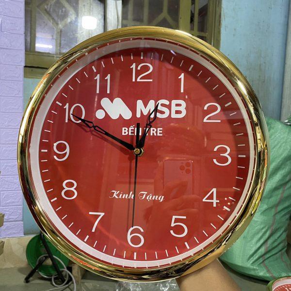 Đồng hồ treo tường tròn MSB xi vàng – vati hd43 (1)