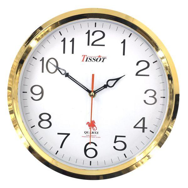 Đồng hồ treo tường tròn vành xi s06 – in logo (4)