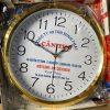 Đồng hồ treo tường tròn vành xi s06 – in logo (5)