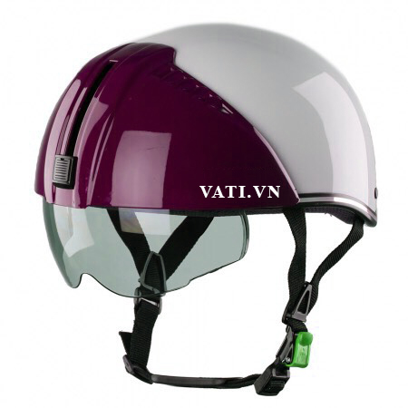 Sản xuất mũ bảo hiểm in logo đến từ thương hiệu Vati.vn