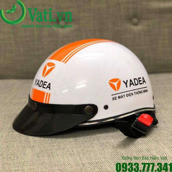 mu bao hiem in logo yadea xe may dien thong minh (1)