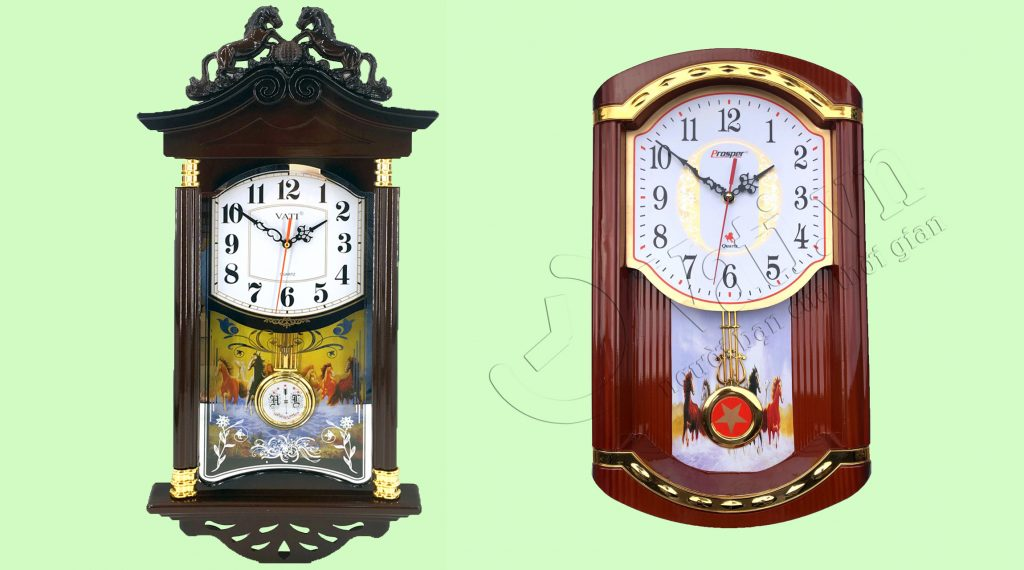 Top 10 mẫu đồng hồ treo tường đẹp được ưa chuộng nhất hiện nay