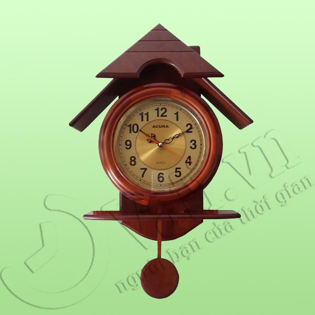 Các mẫu đồng hồ treo tường đẹp Vati