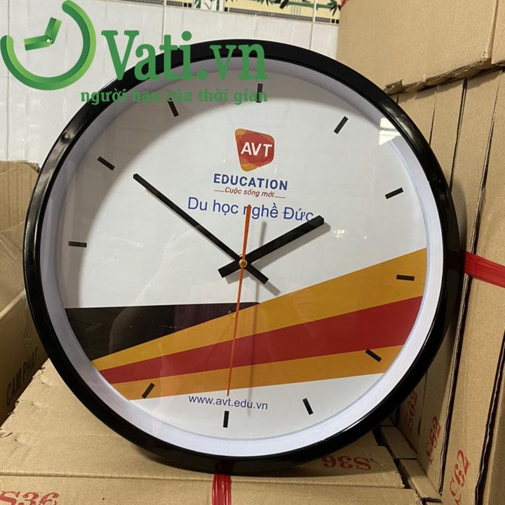Đồng hồ treo tường in logo doanh nghiệp có thật sự hiệu quả?